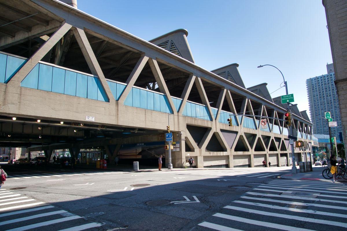 George Washington Bridge Bus Terminal