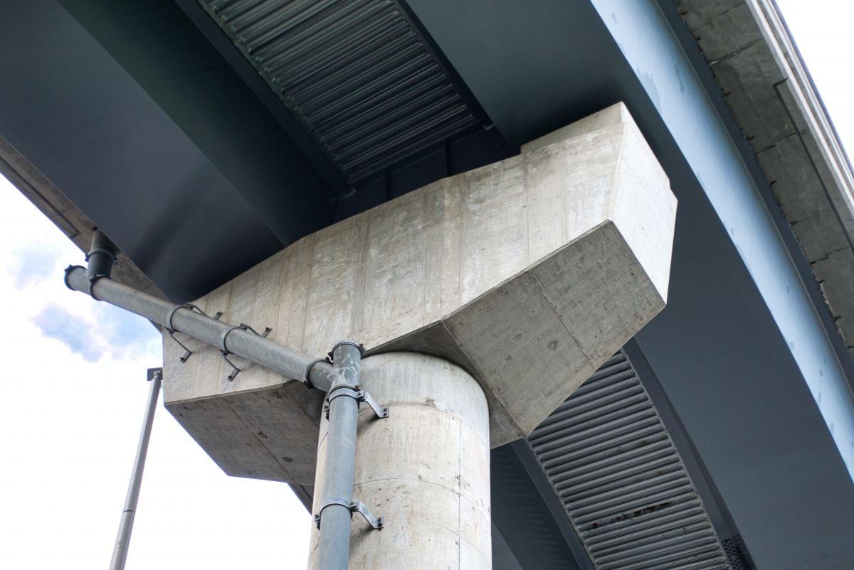 Hamilton Bridge Overfly