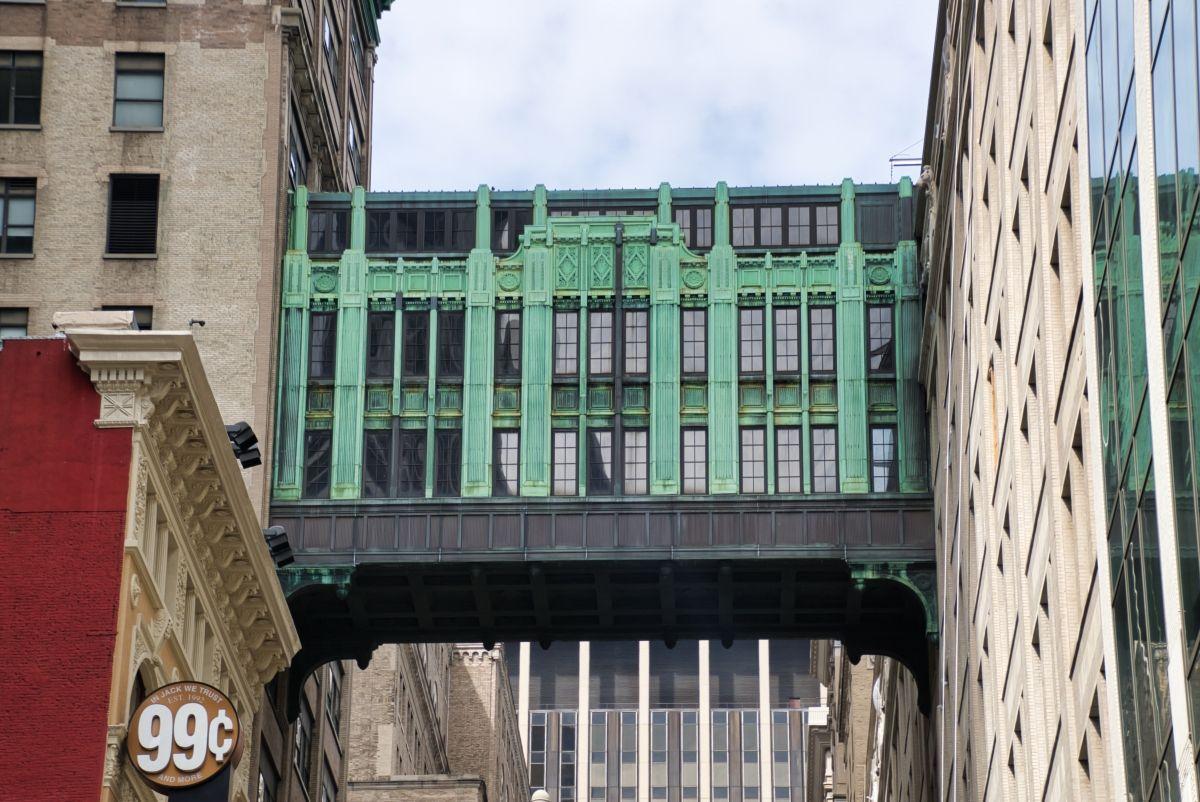 Gimbel's Bridge
