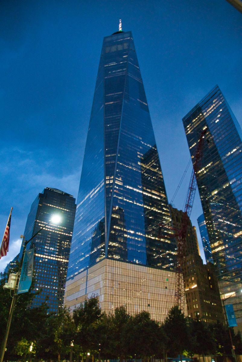 One World Trade Center (Manhattan, 2014) | Structurae