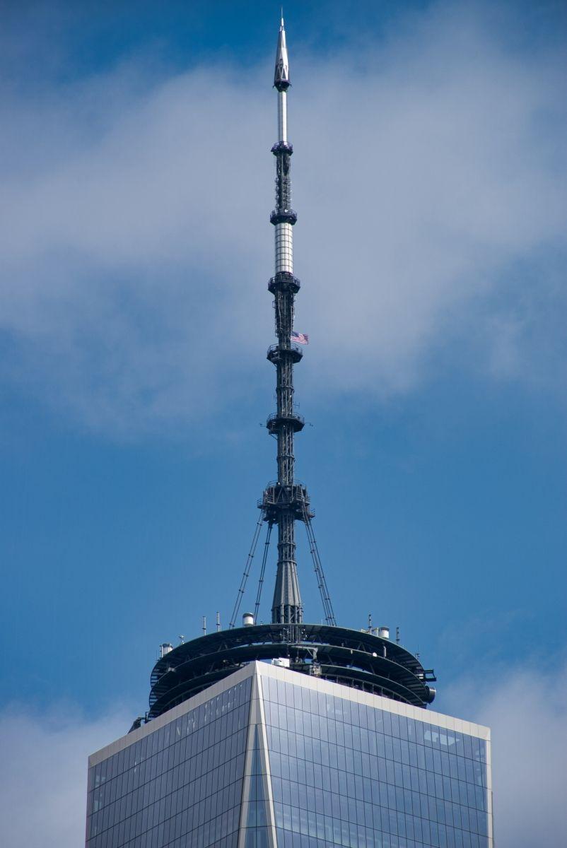 One World Trade Center Manhattan 2014 Structurae