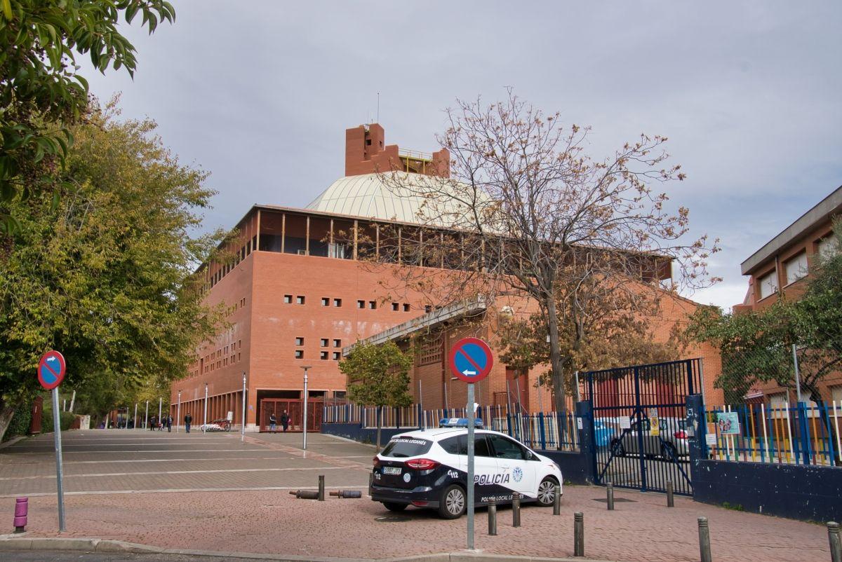 Universitätsbibliothek Leganés
