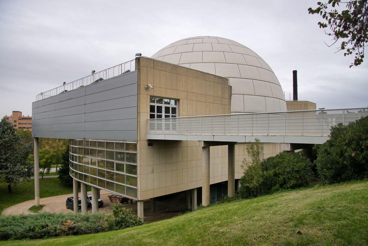 Planetarium Madrid