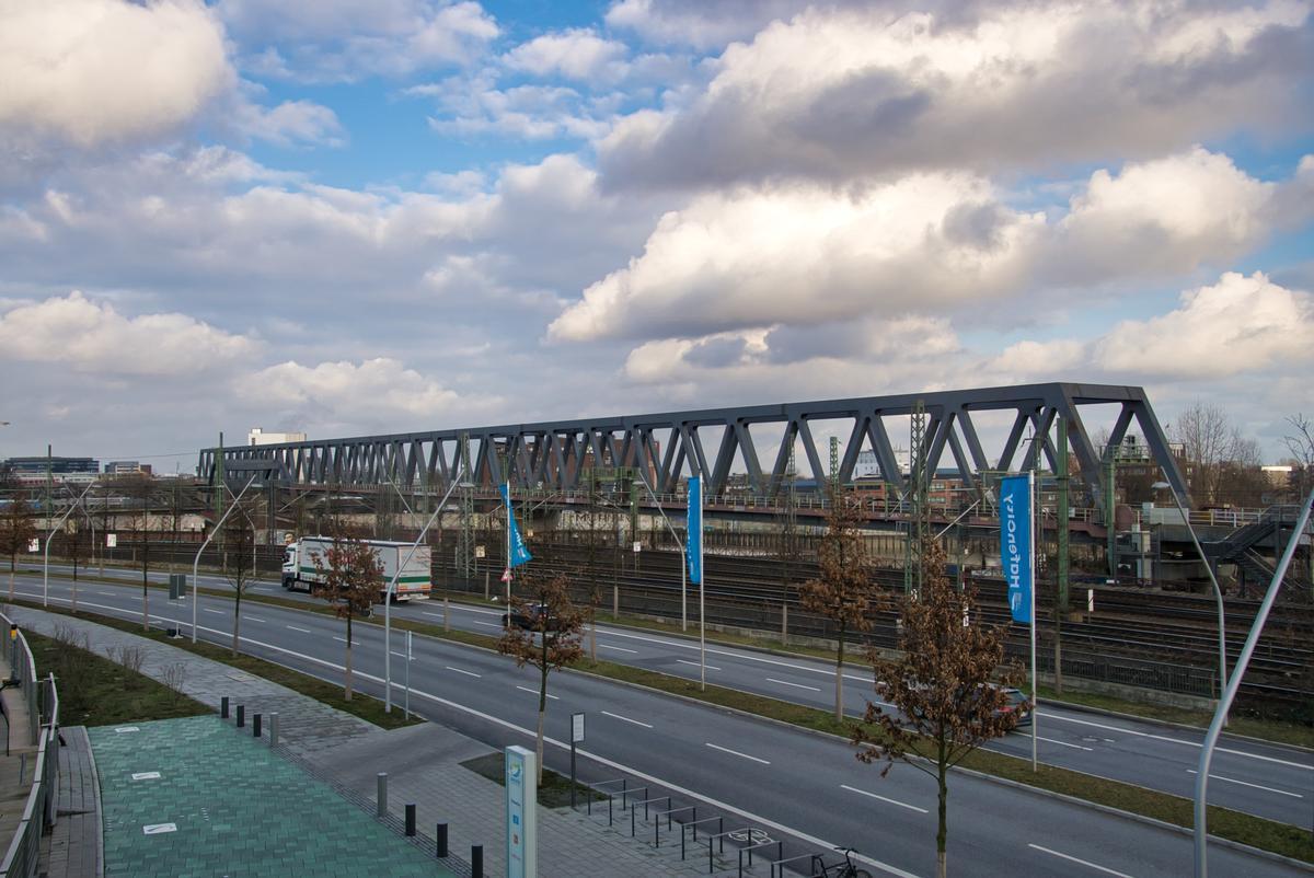 S-Bahn-Brücke Billhafen