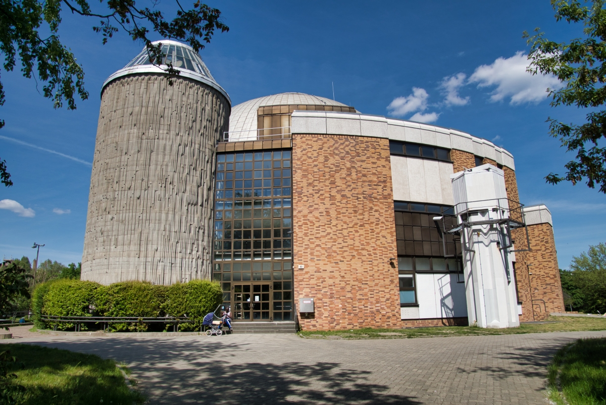 Great Zeiss Planetarium Berlin