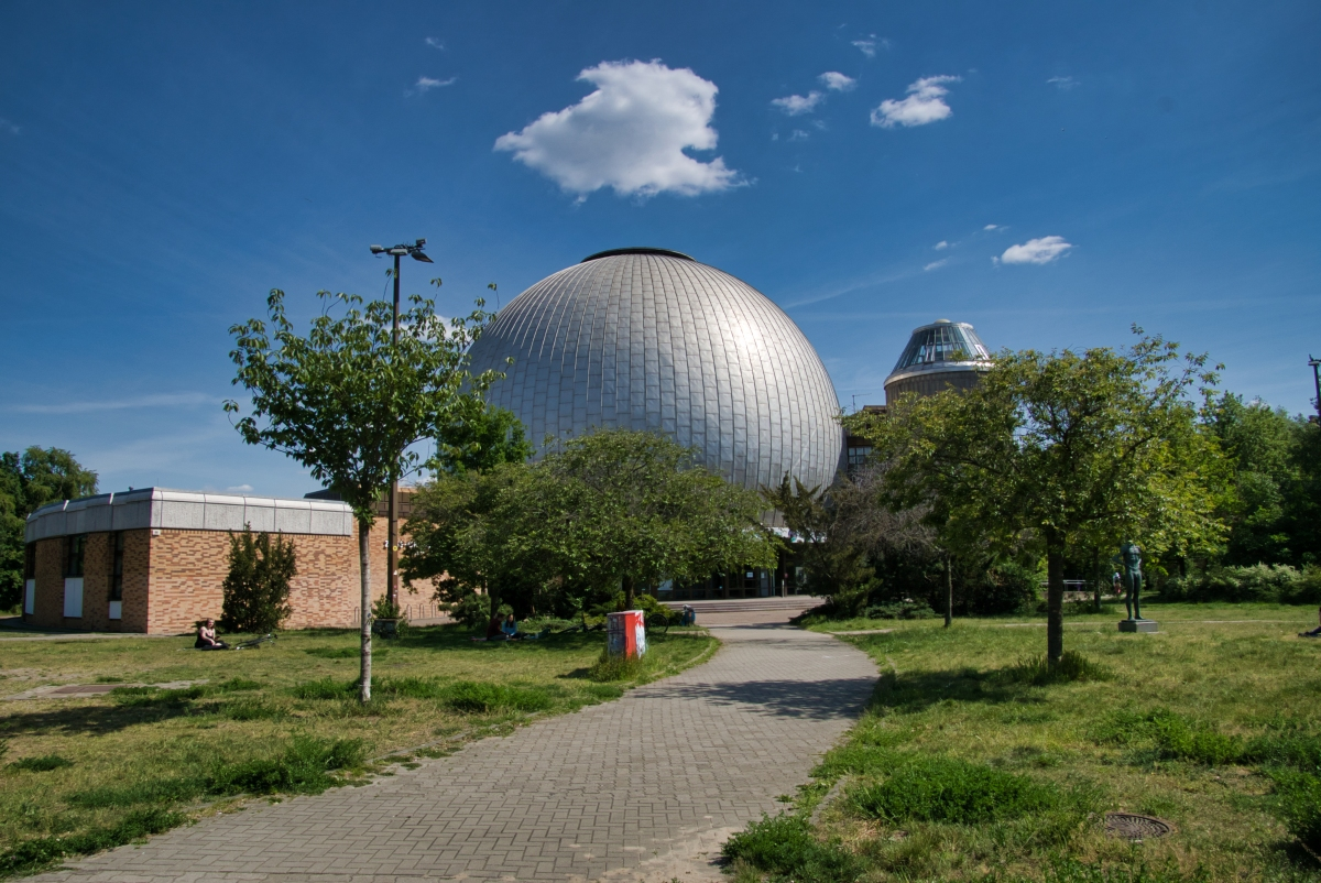 Grand planétarium Zeiss de Berlin