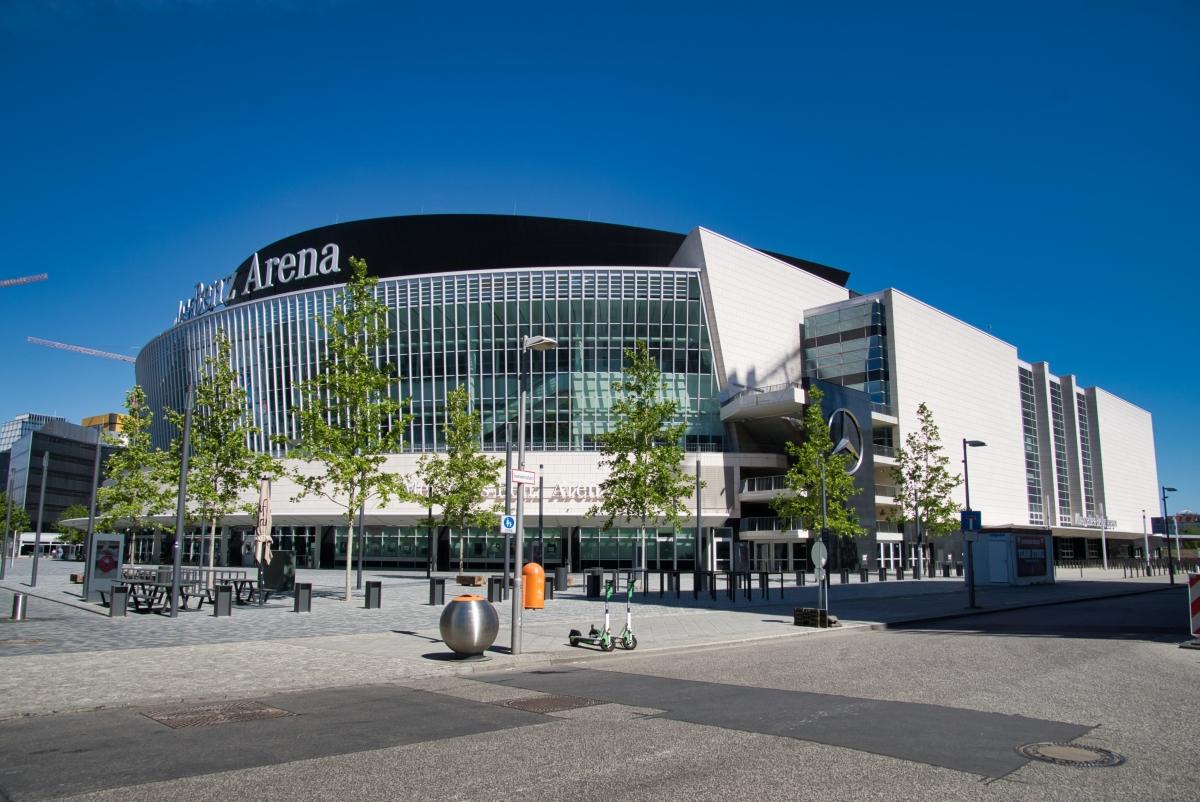 Benz 3d sitzplan mercedes berlin arena Admiralspalast Berlin