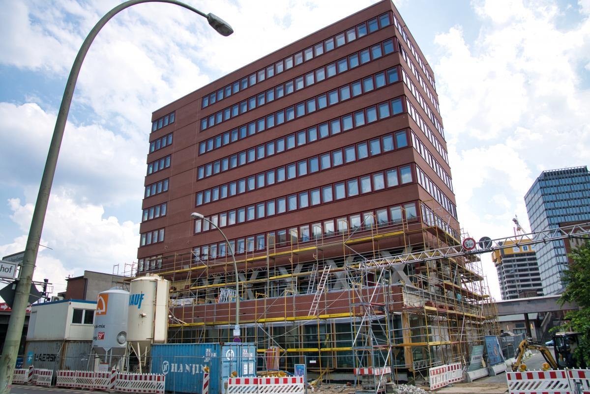 Gebäude der Rosa-Luxemburg-Stiftung