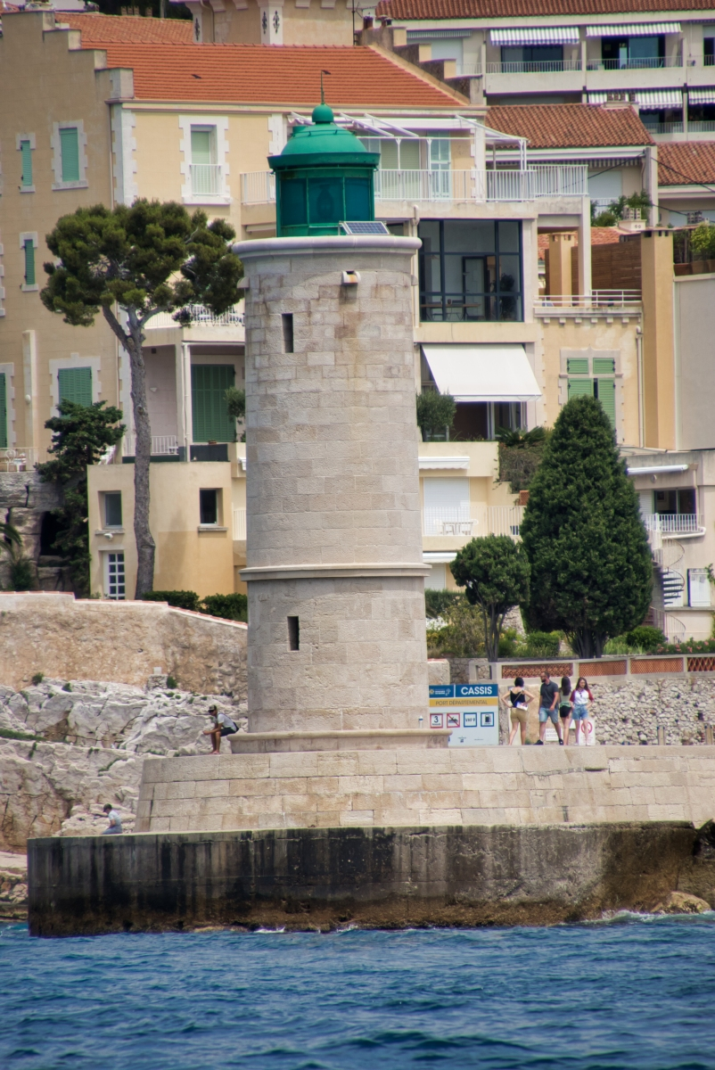Leuchtturm Cassis