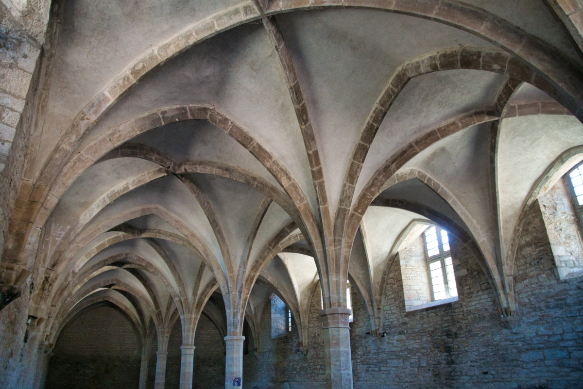 Farinier de l'abbaye de Cluny