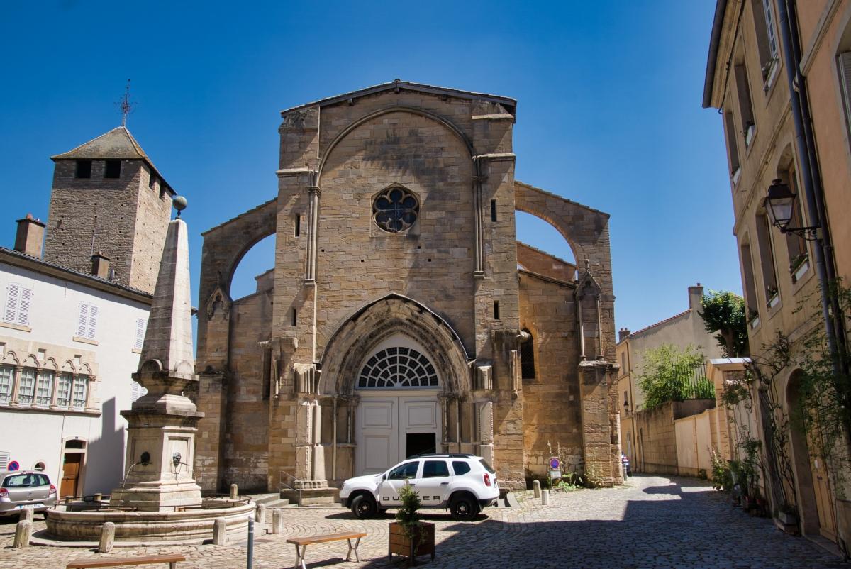 Église Notre-Dame de Cluny