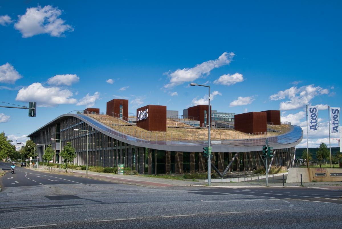Verwaltungs- und Produktionsgebäude SOLON