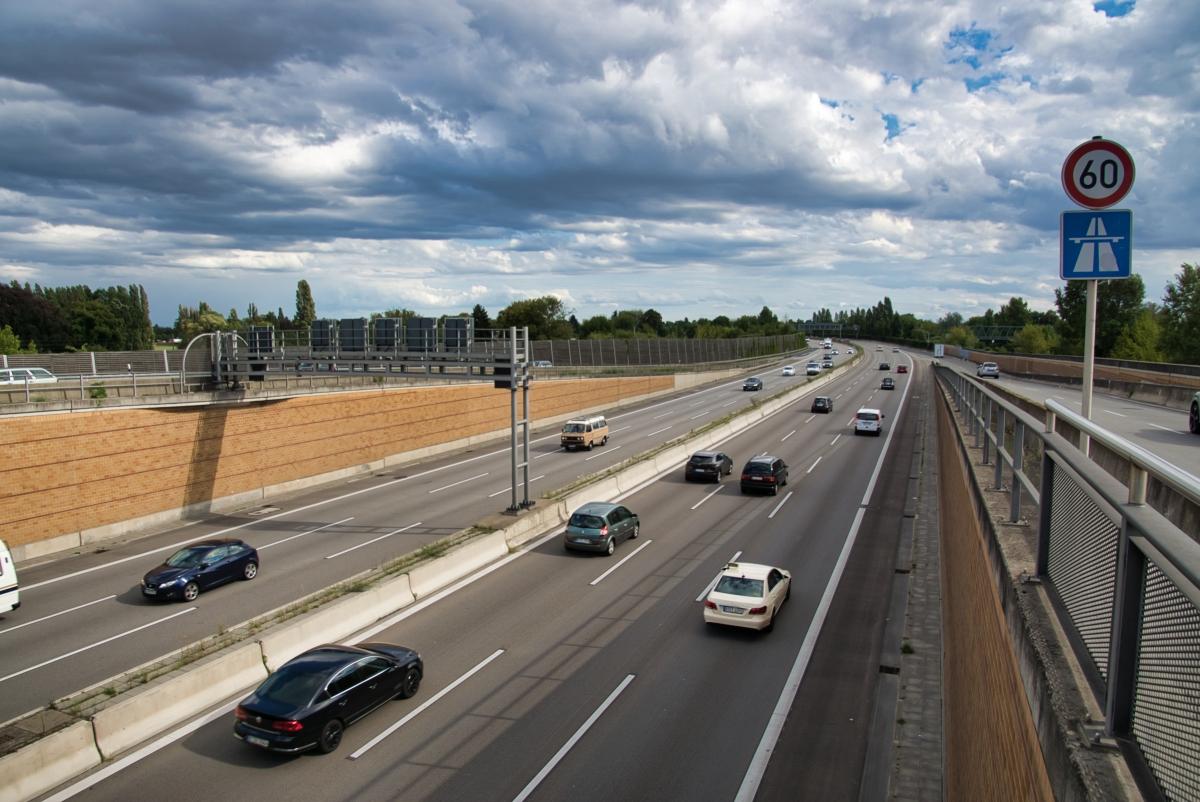 A 113 Motorway (Germany)