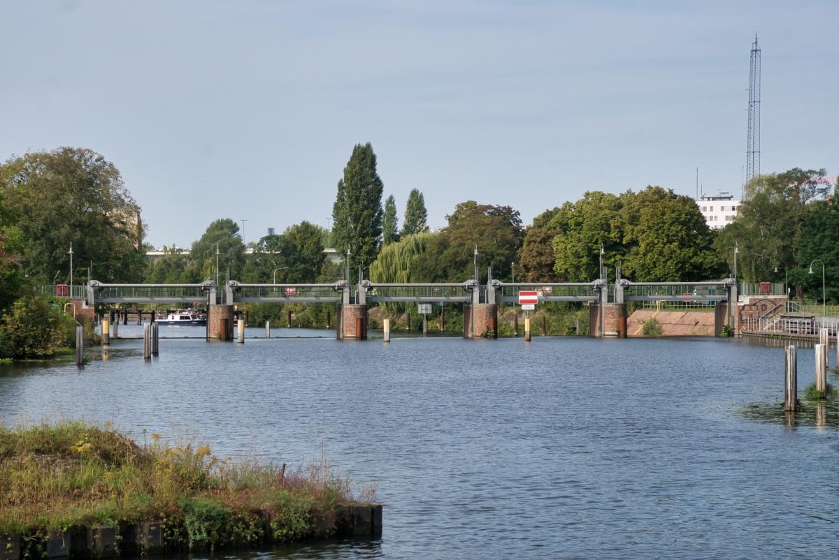 Charlottenburg Weir