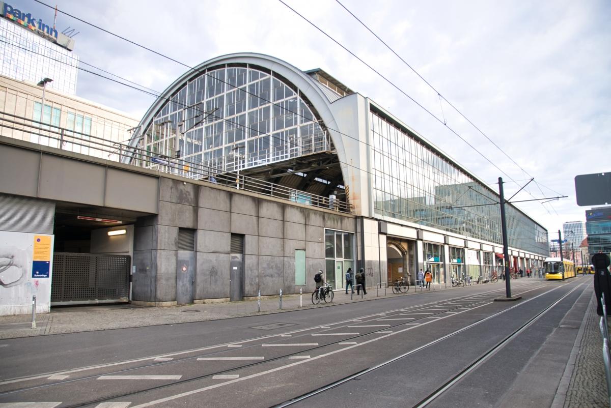 Bahnhof Berlin Alexanderplatz (Berlin-Mitte, 1882)