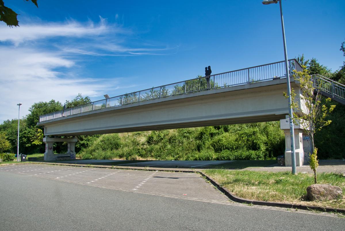 Brücke Hesseler Weg