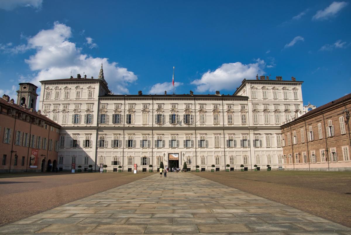 Palais royal de Turin