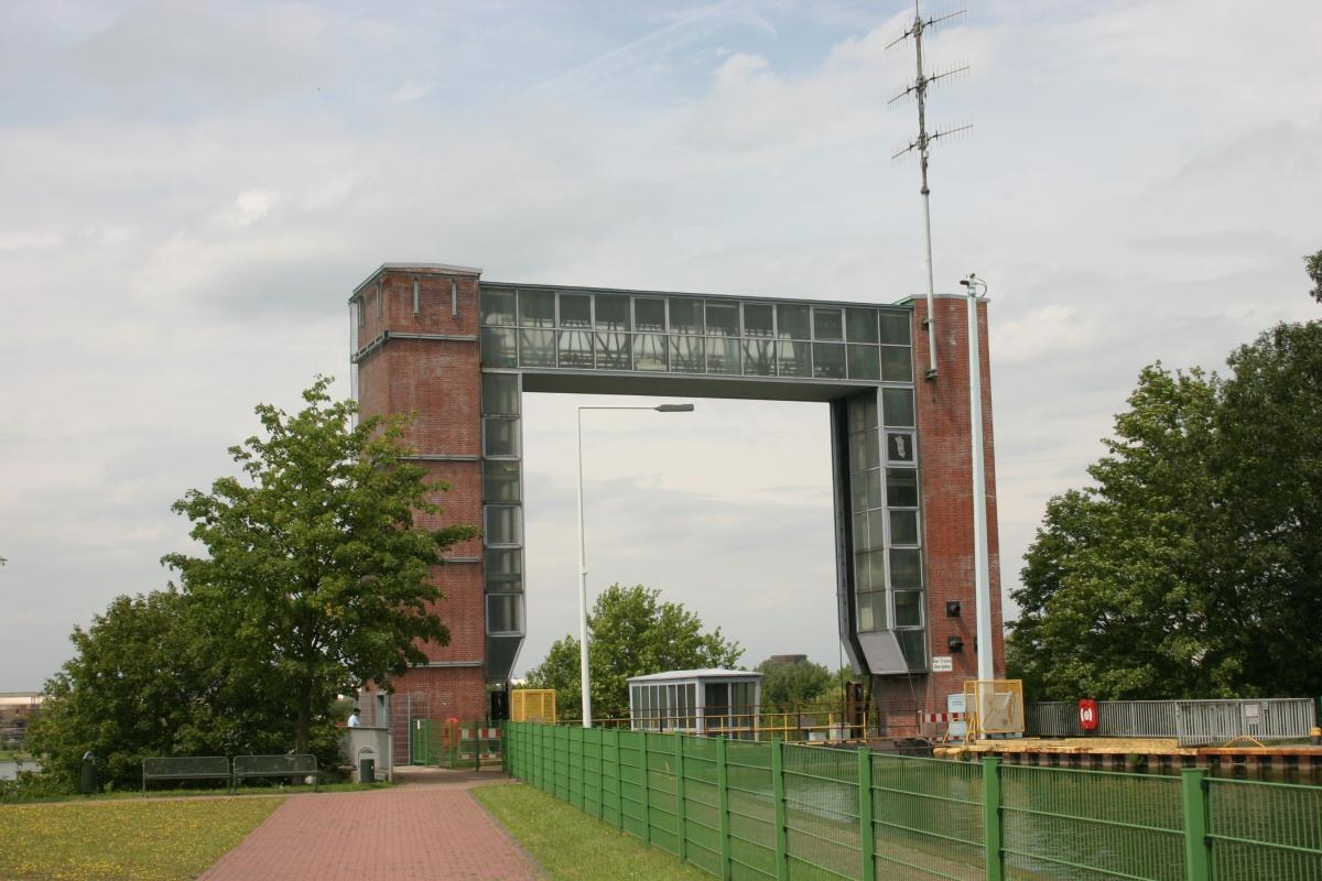 Henrichenburg Lift Lock