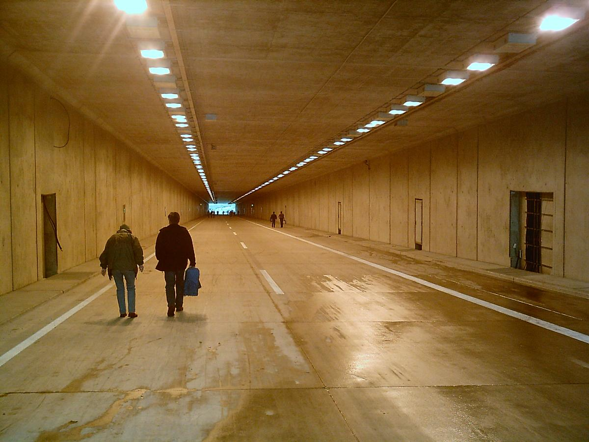 Tunnel Altfranken