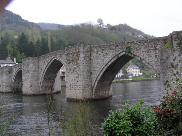 Truyèrebrücke Entraygues
