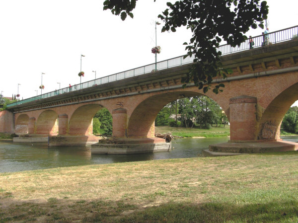 Auterive Bridge.