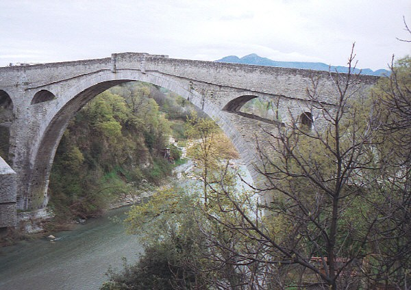 Devil's Bridge, Céret.