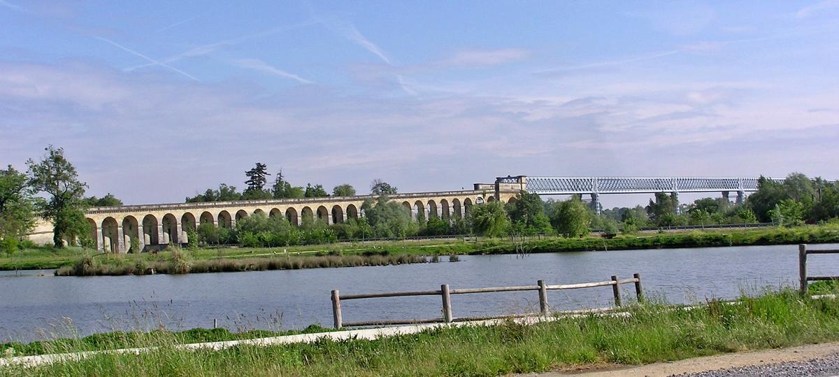 Pont routier, Cubzac-les-Ponts, Gironde