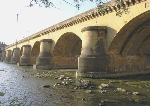 Pont des MortsPont routeMetzMoselle