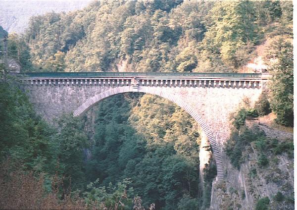 Pont Napoléon (Luz-Saint-Sauveur, 1861)