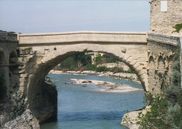 Roman Bridge, Vaison-la-Romaine.