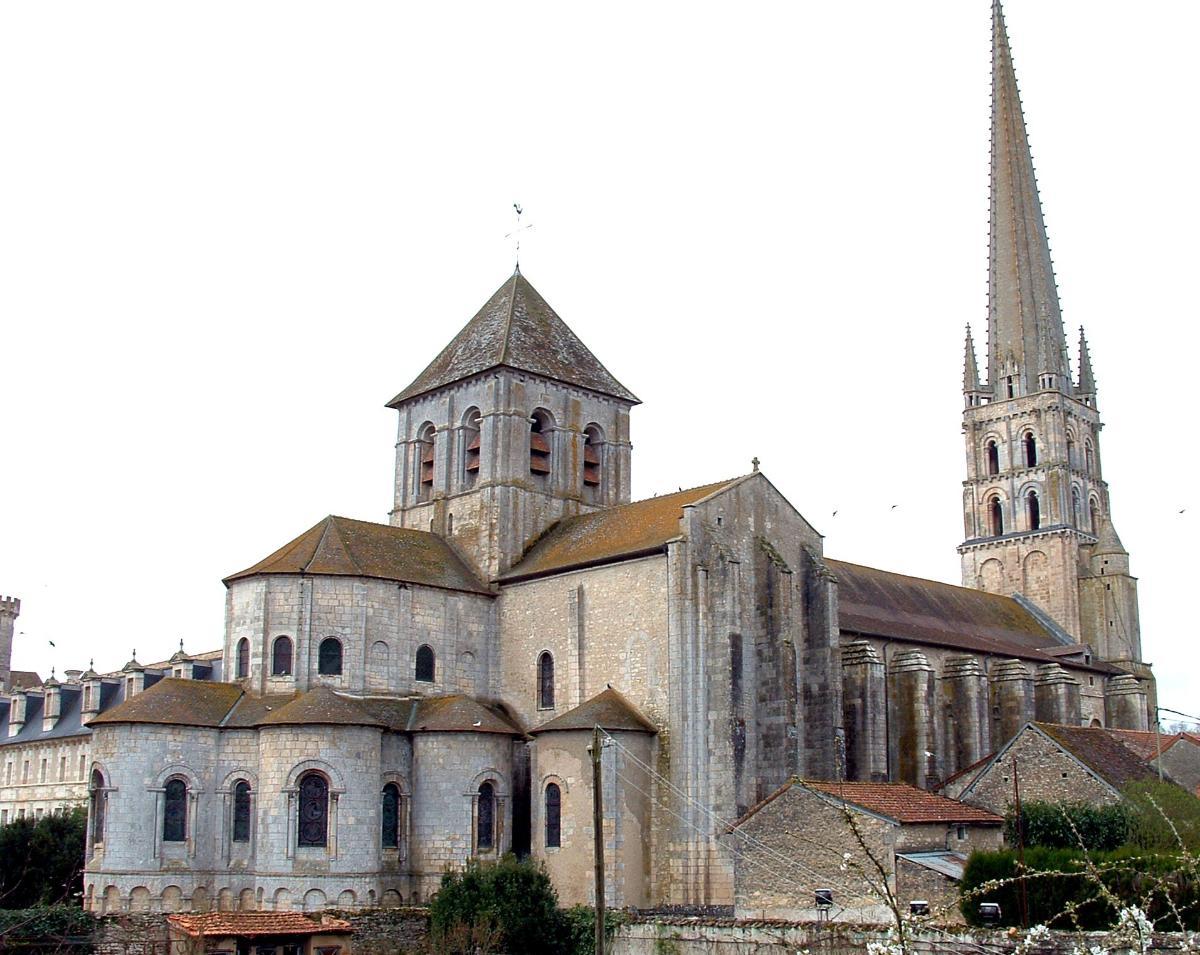 Abbaye de Saint-SavinAbbatiale.
