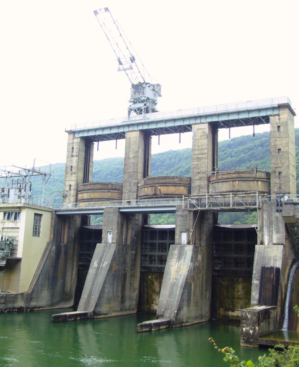 Barrage de Cize-Bolozon