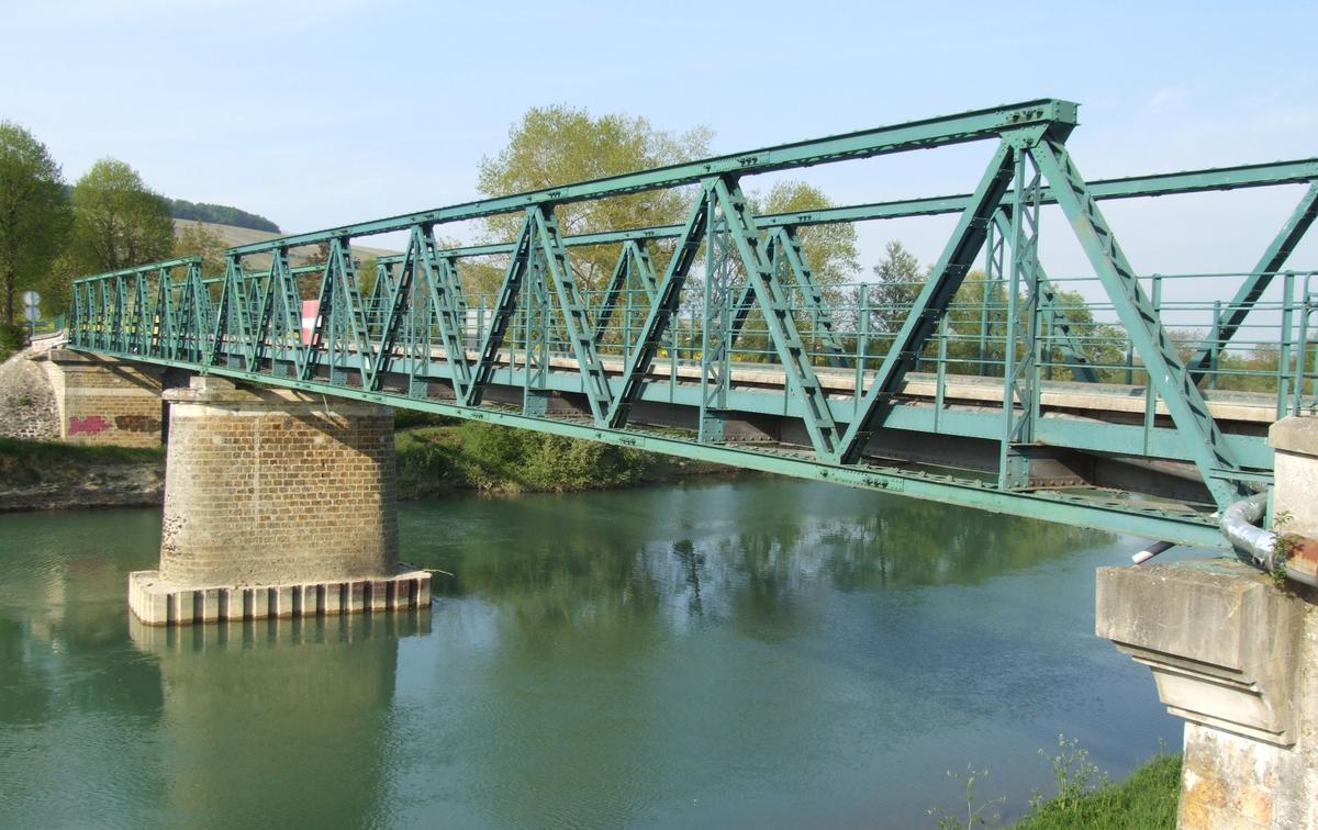 Pont De Passy Sur Marne Passy Sur Marne Reuilly Sauvigny