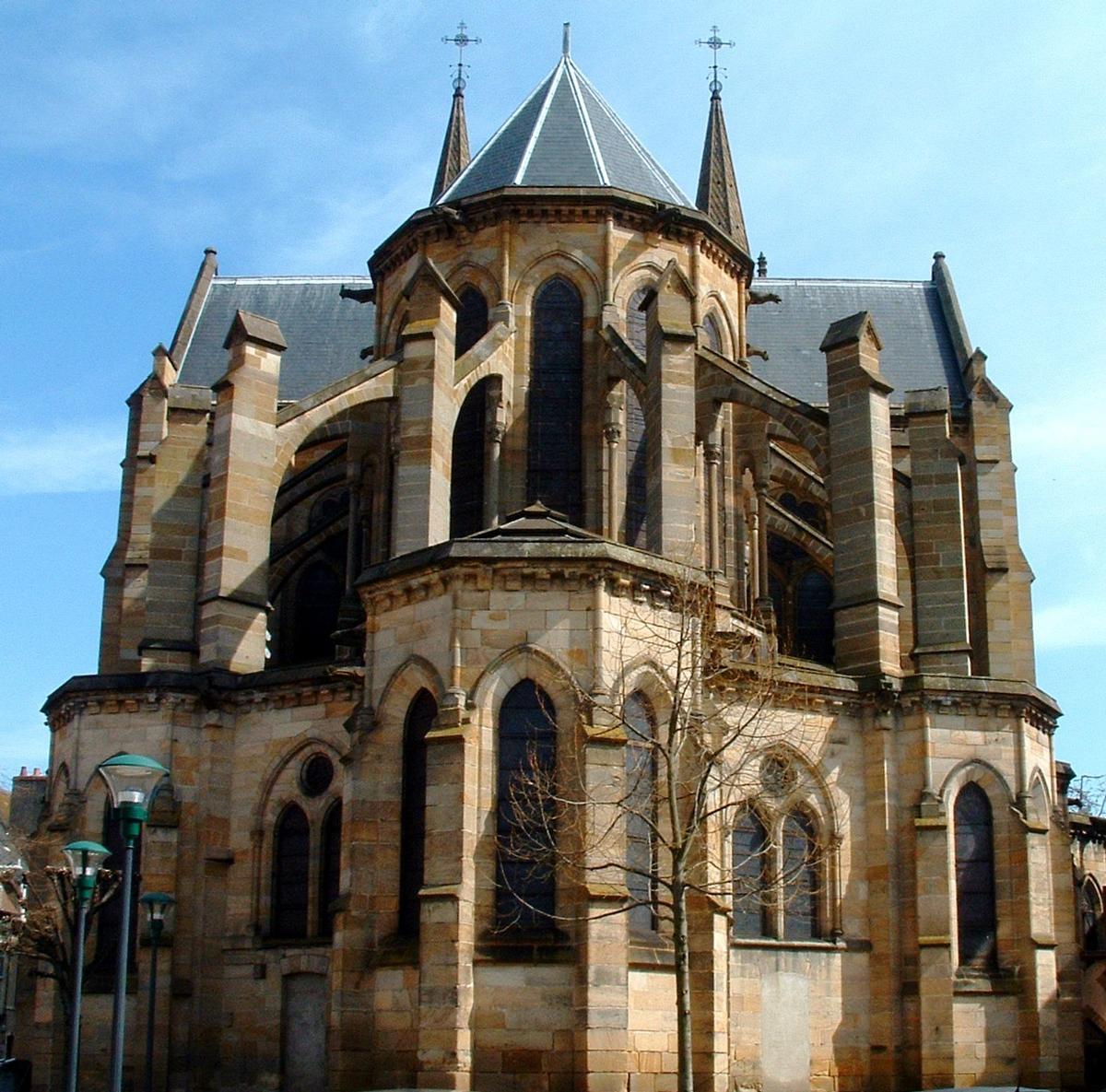Moulins - Eglise du Sacré-Coeur