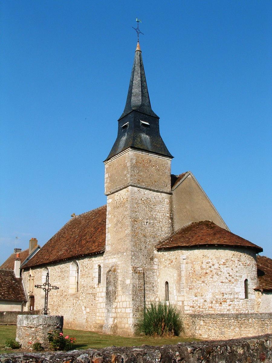 Kirche Notre-Dame, Areines