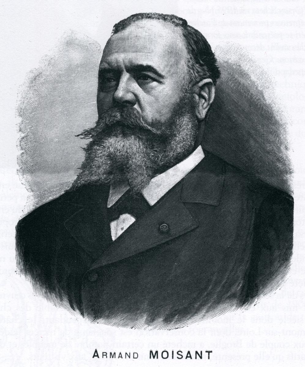 Armand Moisant