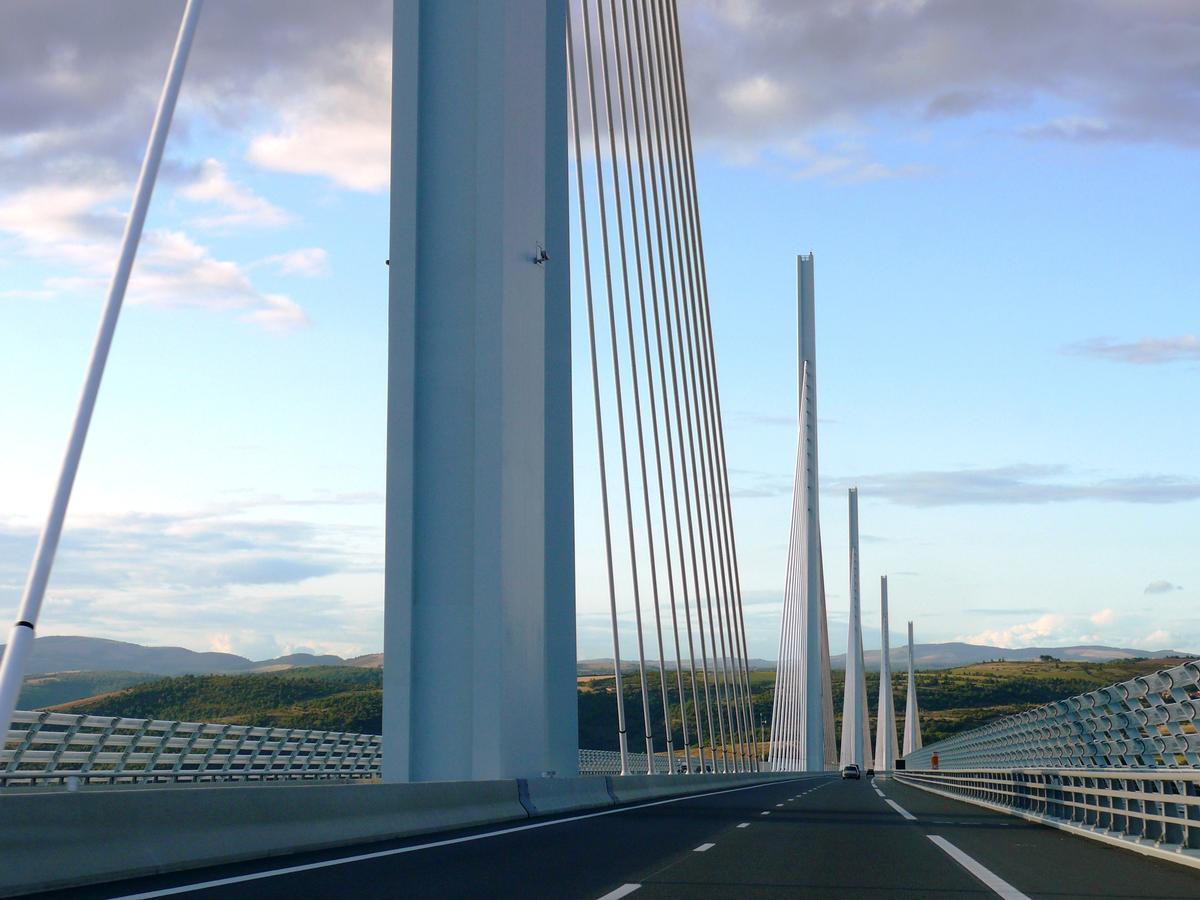 Autoroute A 75 – Millau-Viadukt