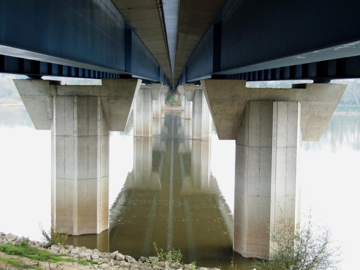 Autoroute A85 - Viaduc de la Loire