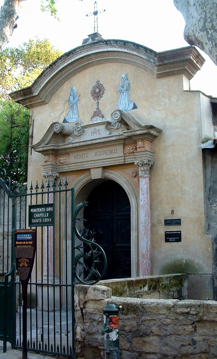 Церкви Авиньона - Chapelle des Pénitents Gris