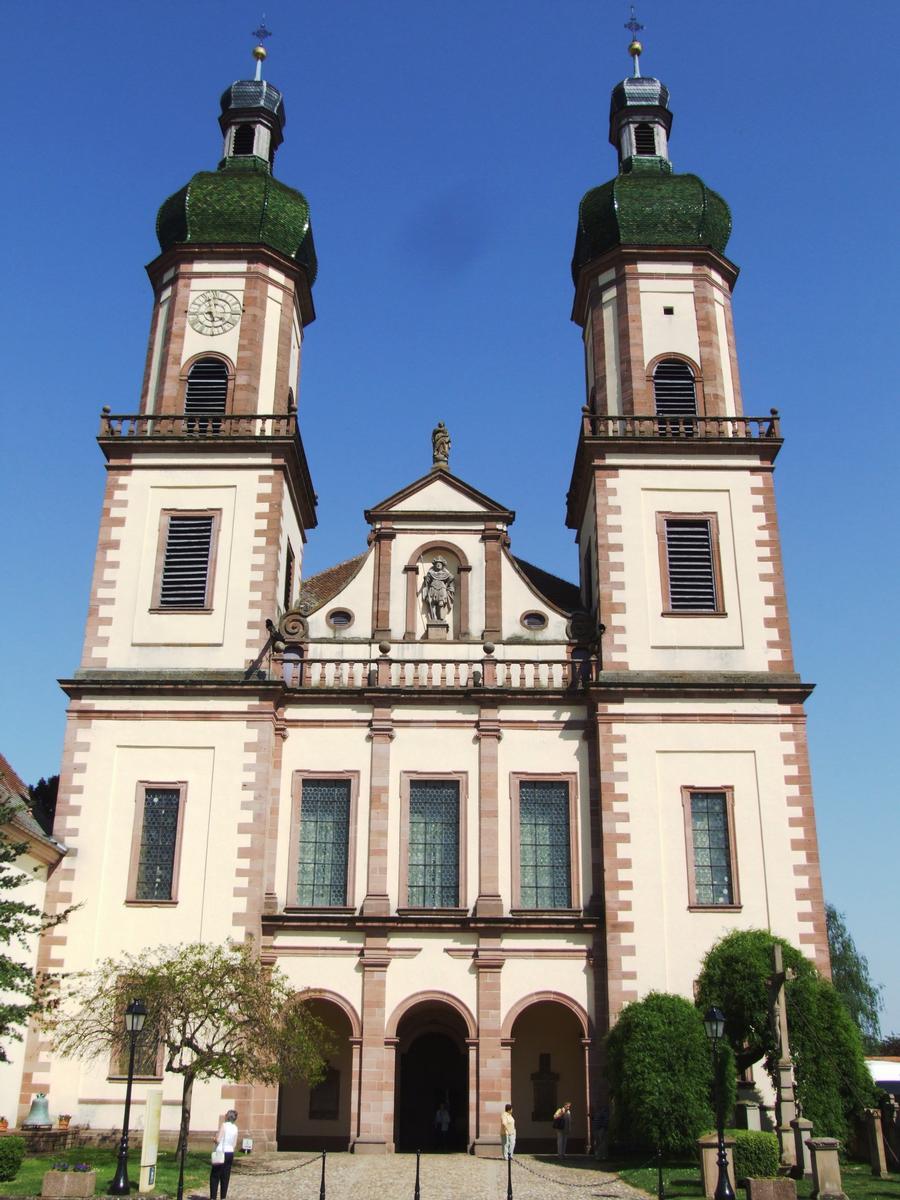 Ebersmunster - Eglise Saint-Maurice