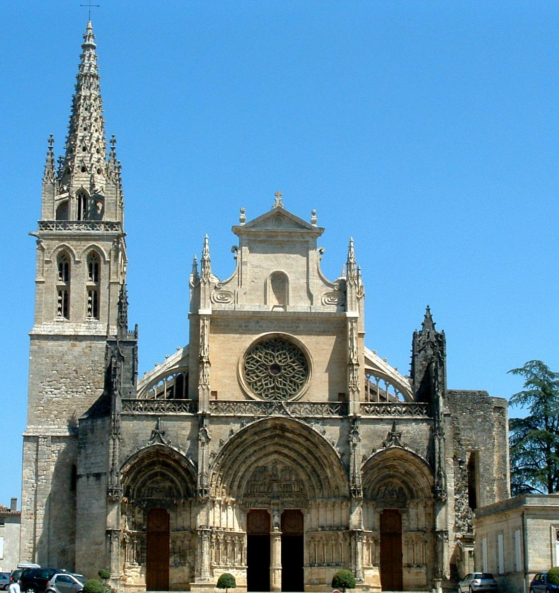 Bazas Cathedral.