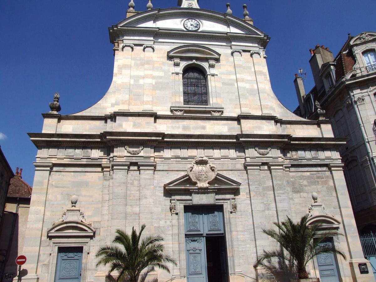 Besançon - Eglise Saint-Maurice