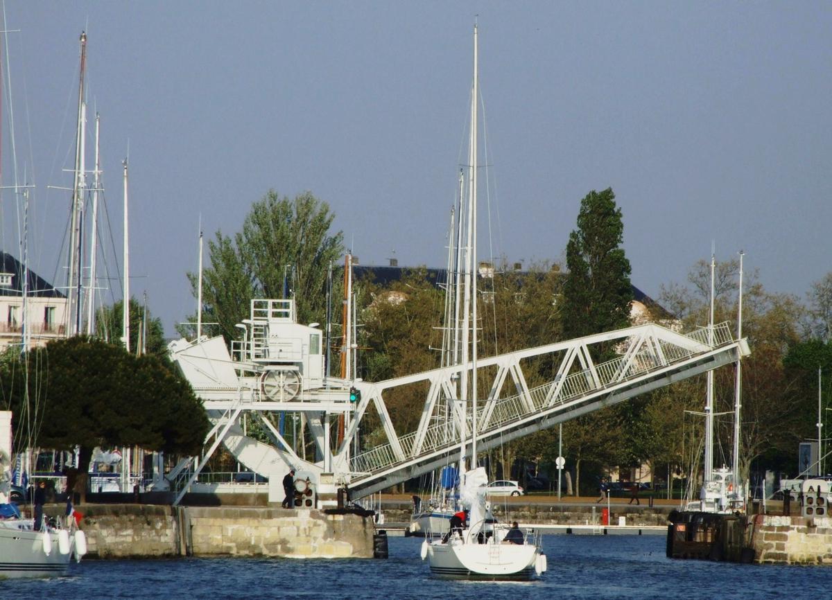 La Rochelle - Gabut Bridge