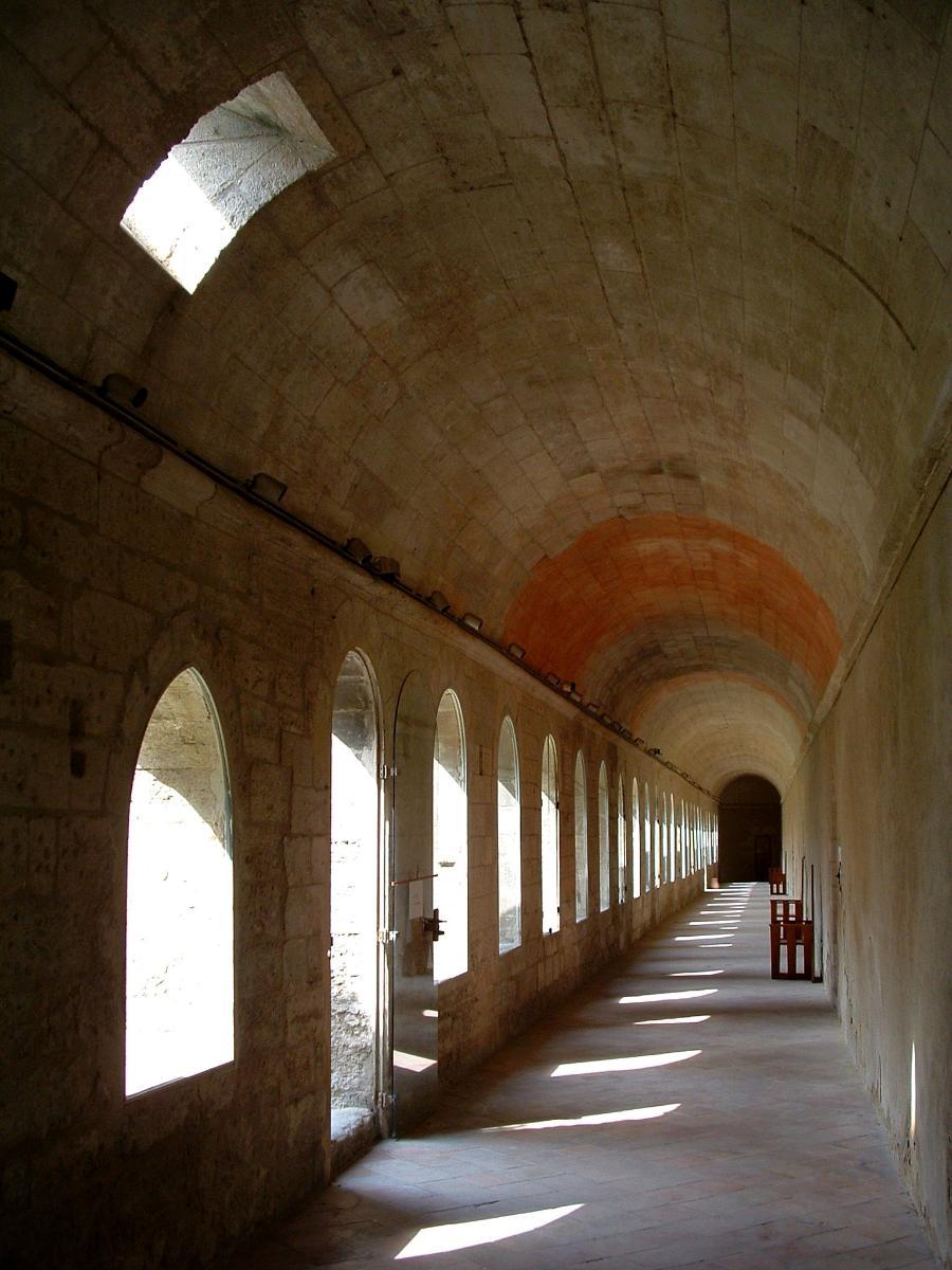 Chartreuse du Val-de-BénédictionGalerie du cloître des morts