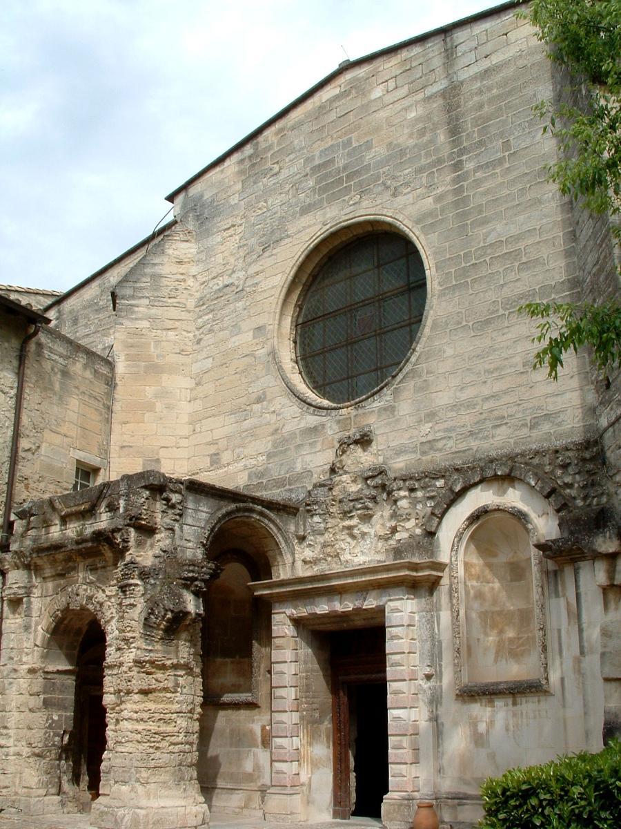 Chartreuse du Val-de-BénédictionPlace de l'église