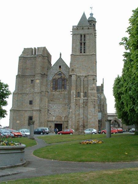Cathédrale Saint-Samson, Dol-de-Bretagne.