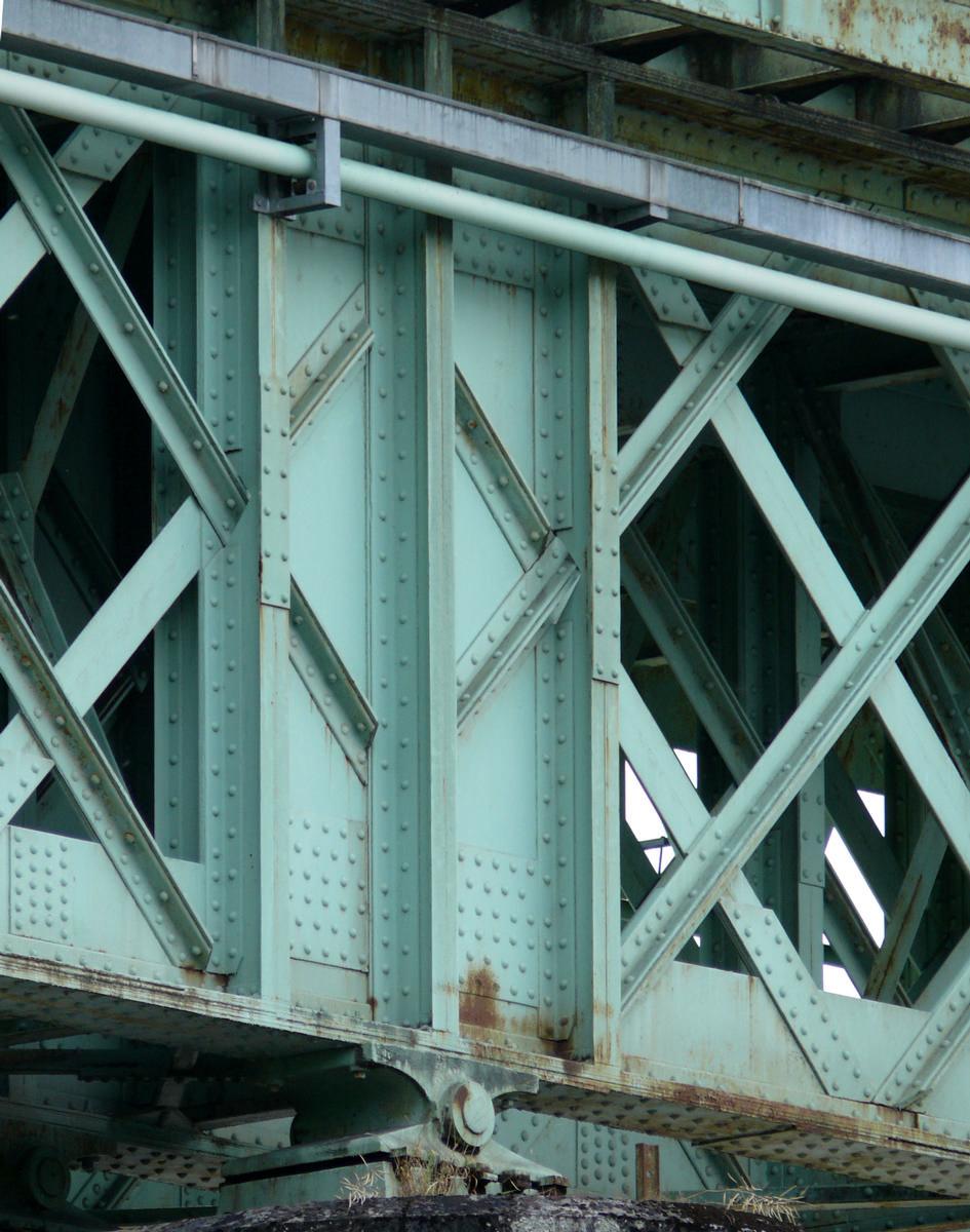 Bergerac - Pont des Gilets (RD660) sur la Dordogne