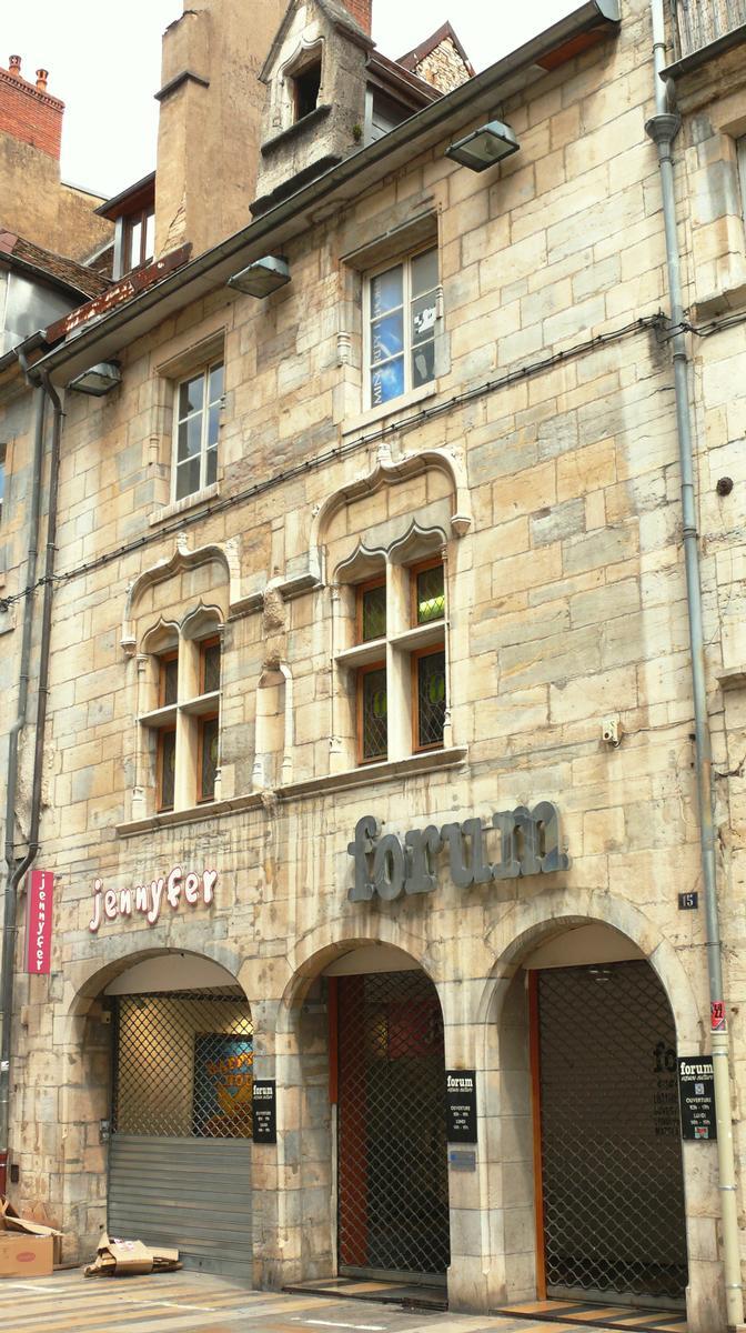 Hôtel Gauthiot d' Ancier (former)