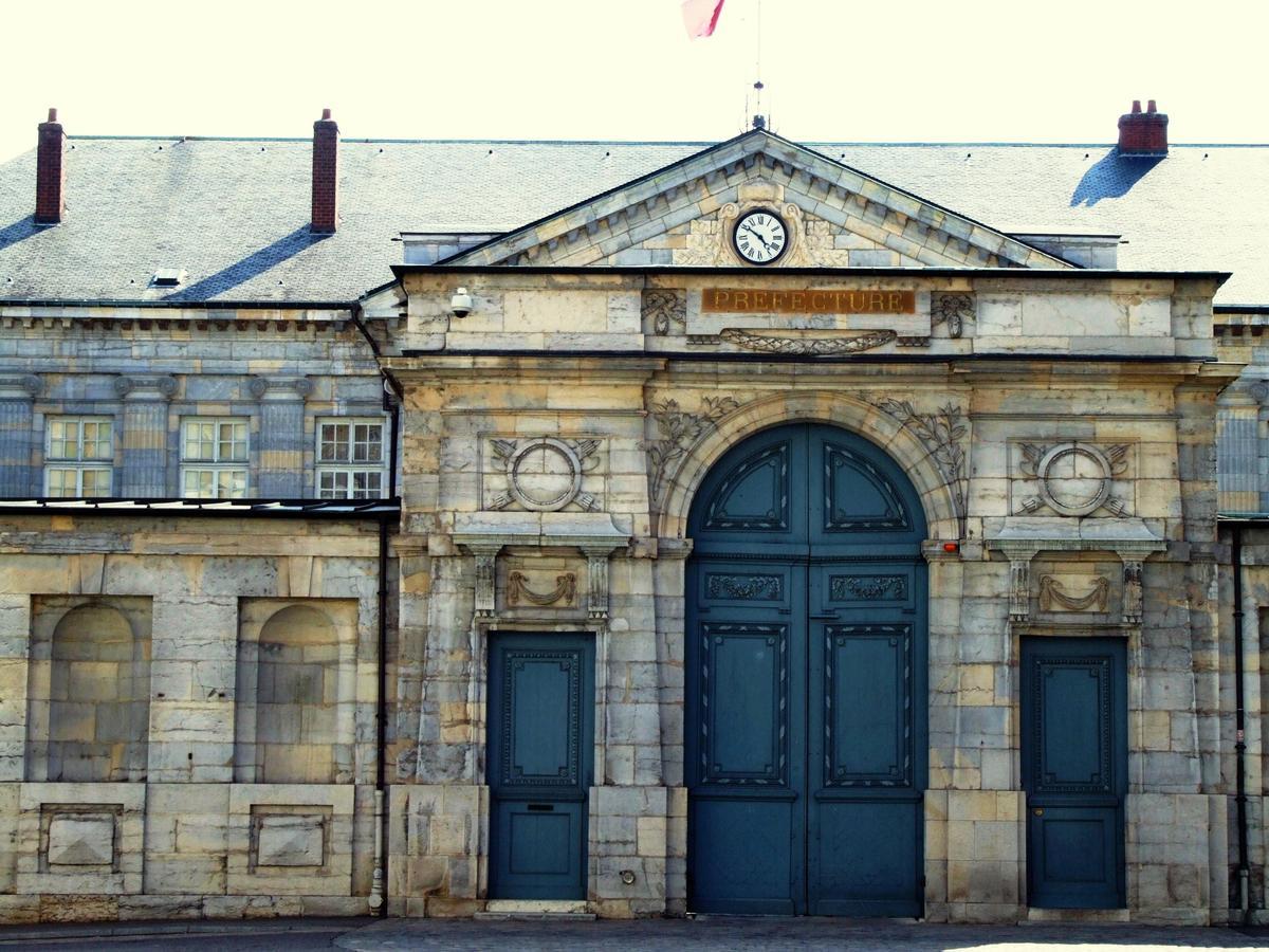 Besançon - Hôtel de la Préfecture du Doubs