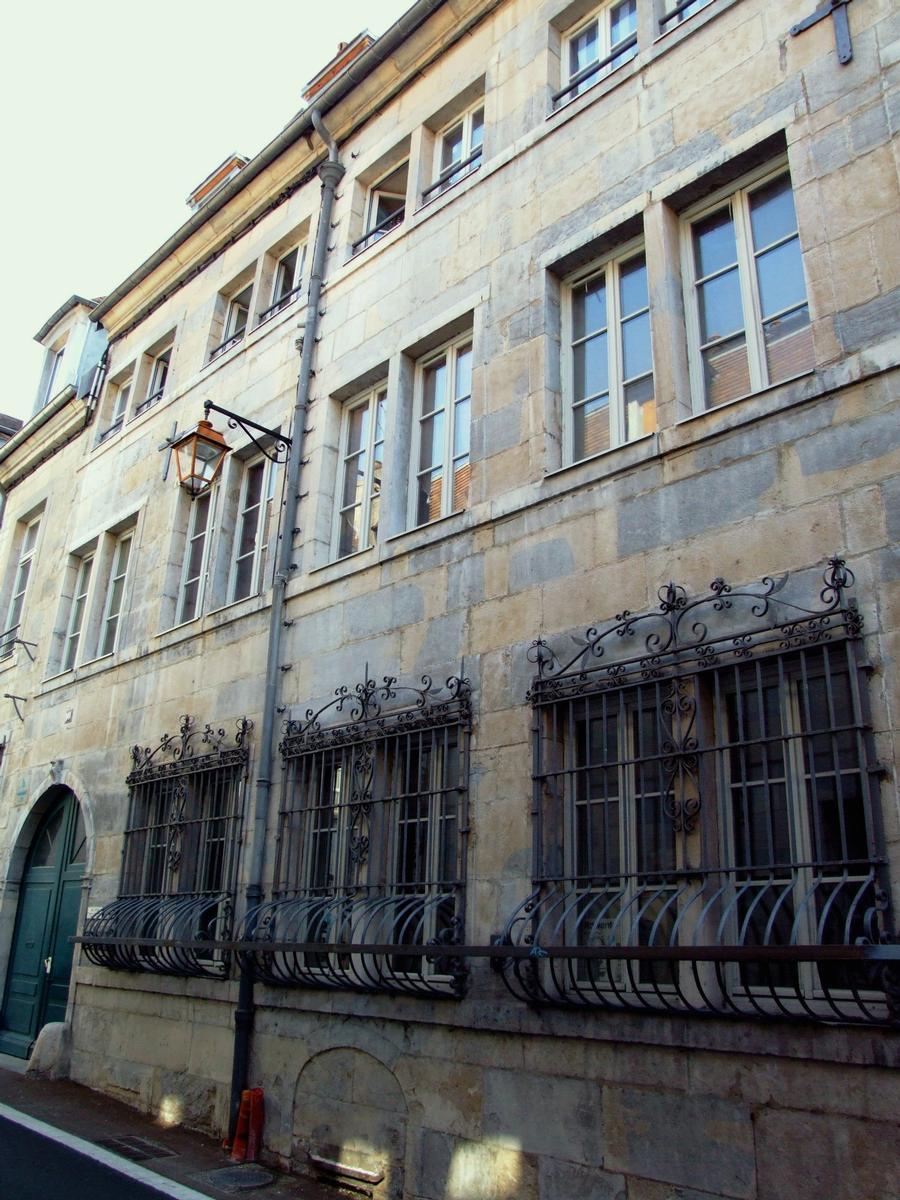 Besançon - Maison Espagnole